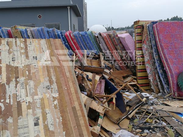 大件垃圾处理方案介绍,附大件垃圾处理工艺流程