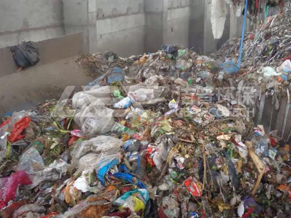城市生活垃圾破碎机性能是如何提升?