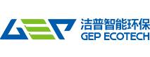 洁普环保logo